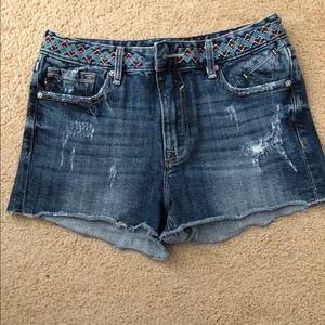 Vigoss'The Jagger' shorts size 28